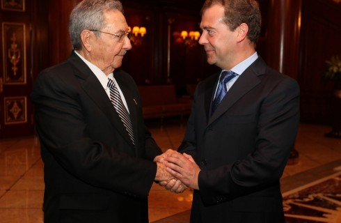 Россия и Куба: вновь дружба навеки