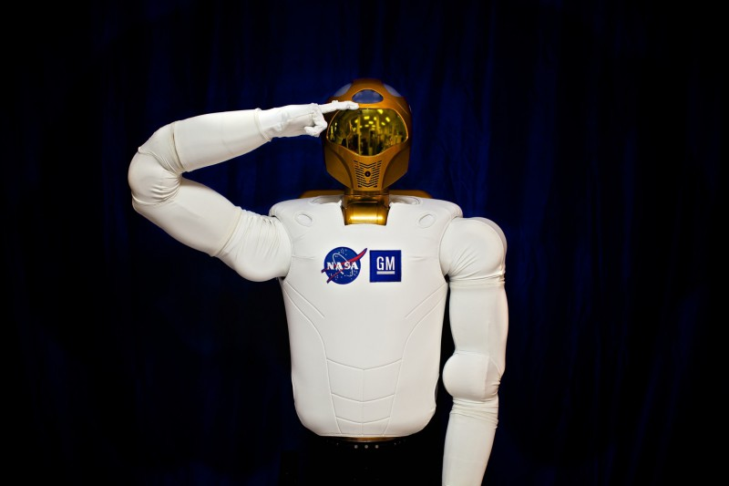 Россия разрабатывает робота-андроида