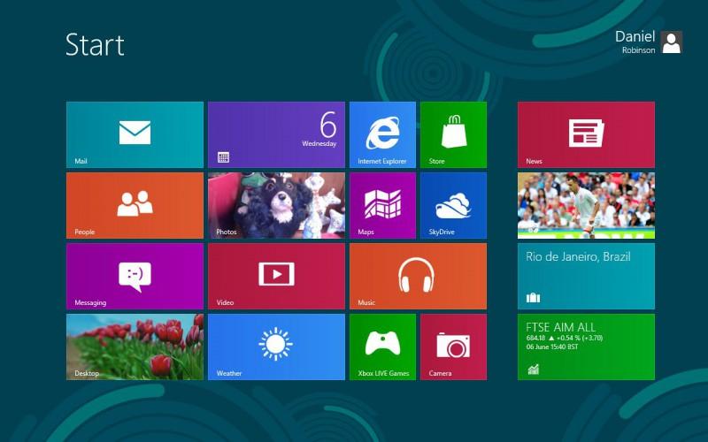 Пуск вернется в Windows 8