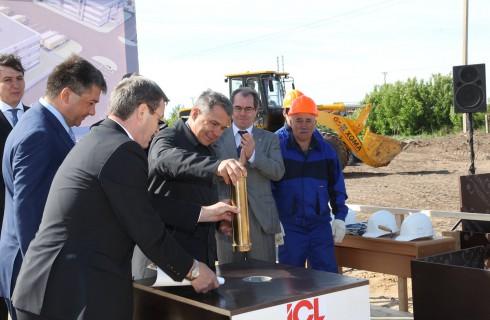 В Татарстане открылся завод по производству компьютеров