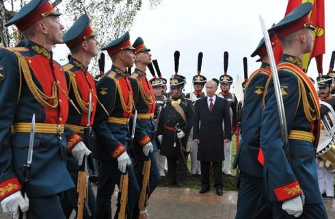 Возрождение Преображенского полка