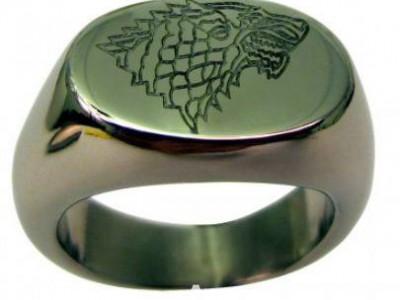 Кольцо Дома Старков из сериала «Игра престолов»