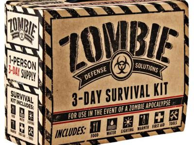 Носимый аварийный запас для 3-х дневного выживания в зомби апокалипсис