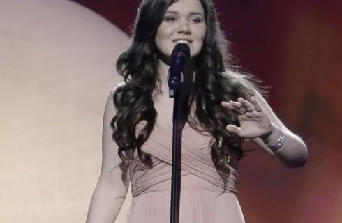 Дина Гарипова в финале