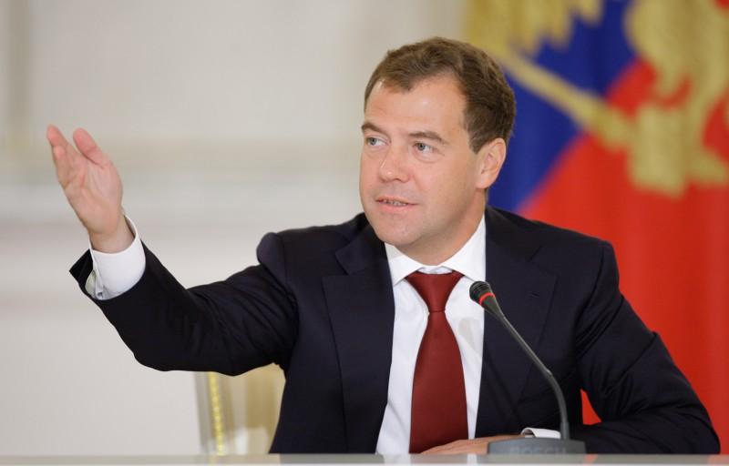 Дмитрий Медведев — «Димон»