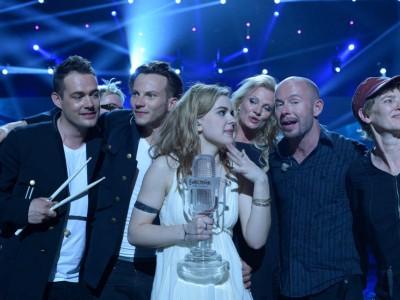 Эммели де Форест — победитель «евровидение 2013»