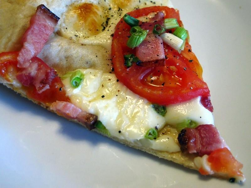 В Британии готовят самую полезную пиццу