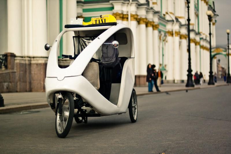 В Москве появятся велорикши