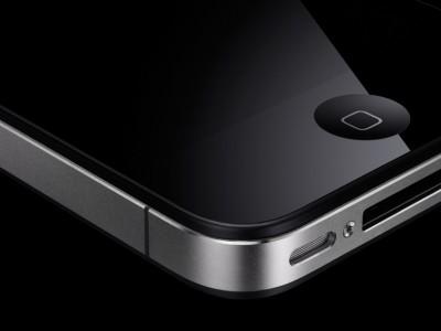 Кнопка Home на iPhone 4