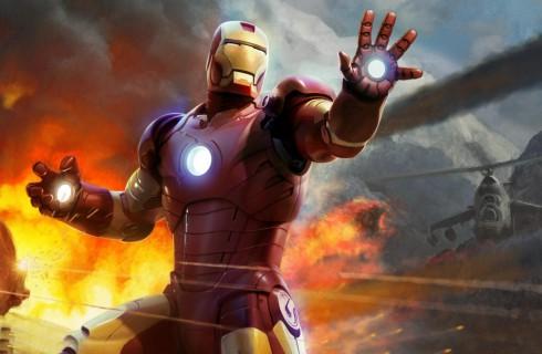 «Железный человек-3» бьет рекорды российского кинопроката