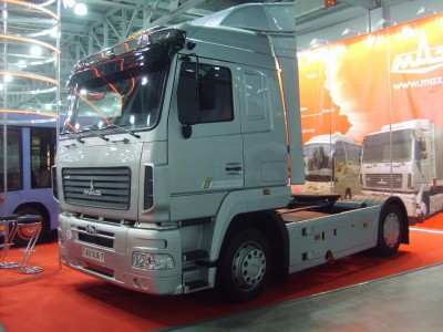 Присутствие МАЗ на рынке России сокращается