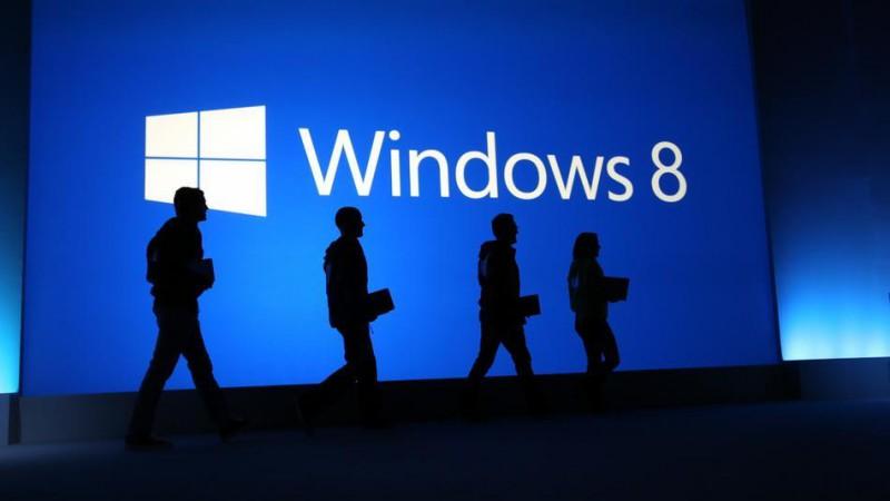 Microsoft выпускает бесплатное обновление для Windows 8