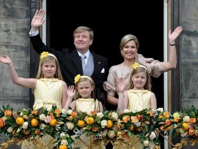 Новый король Нидерландов Виллем-Александр