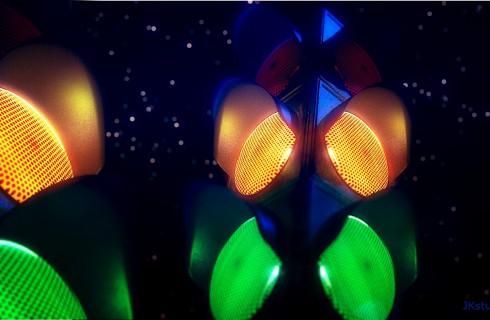 На улицах Москвы появятся 3D-светофоры