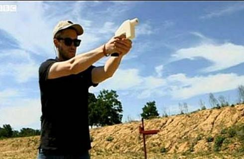 «Печатаемый» пистолет был убран из Сети