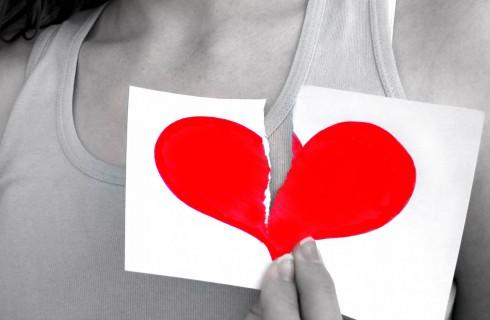 Грустные песни помогают вылечить разбитое сердце