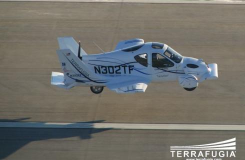 Скоро в продажу поступят летающие автомобили
