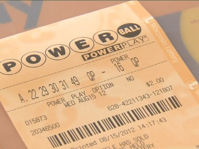 Американец выиграл в лотереи 590 миллионов долларов