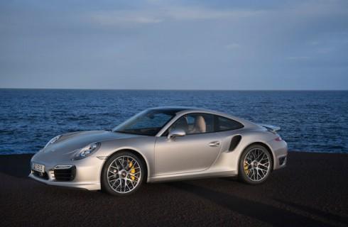 Новый Porshe 911 Turbo