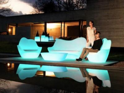 Светящееся мебель Sabinas