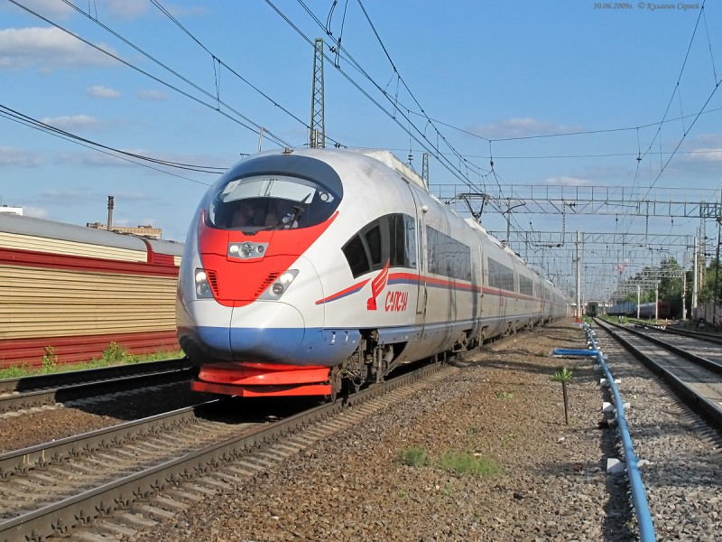 Когда в России начнут летать поезда