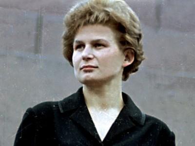 50-летие полета  Валентины Терешкой в космос