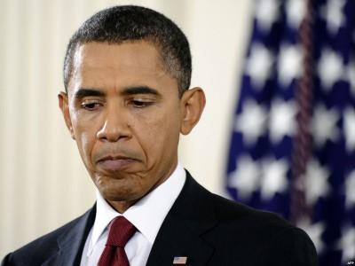 Рейтинг одобрения Барака Обамы падает