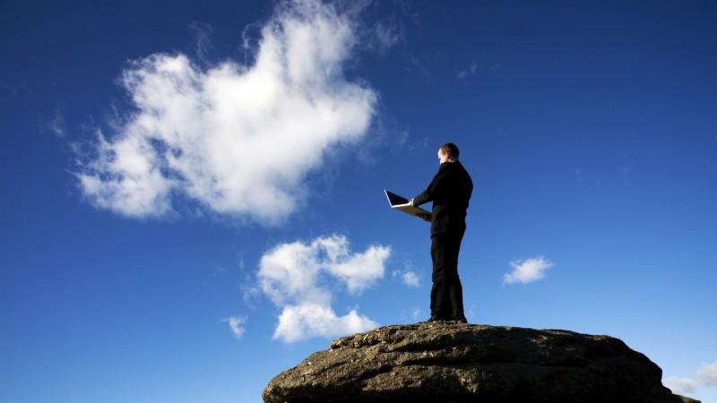 Предприятия создают свои собственные частные облака