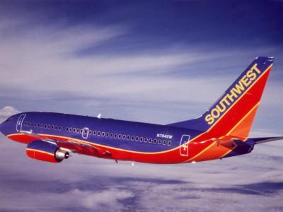 Компьютерный сбой посадил на землю 250 рейсов компании Southwest Airlines