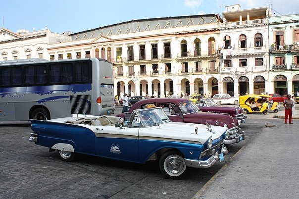Куба разрешила продажу автомобилей