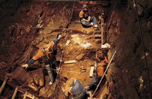 Награда за открытия в пещере и создание новой ракеты