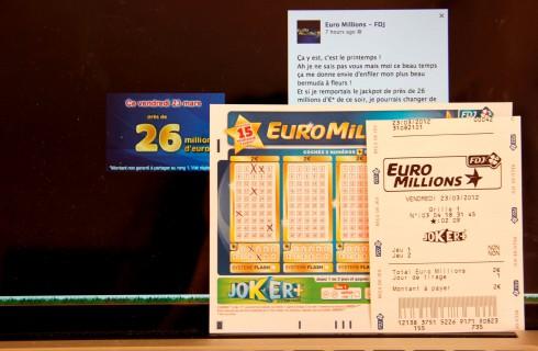 Восемнадцатилетний юноша победил в лотереи
