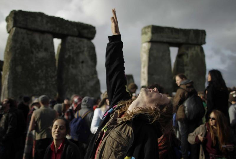 Как праздную День Солнцестояния в мире
