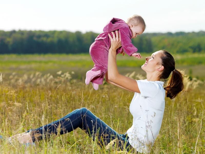 В России повышается уровень рождаемости