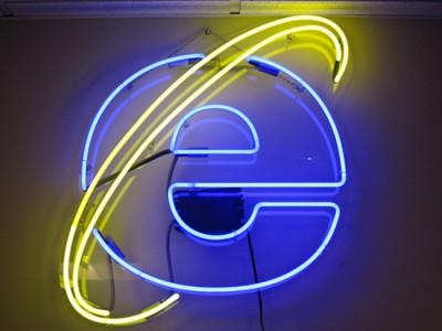 Internet Explorer поможет сэкономить электроэнергию