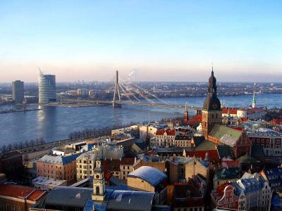 Латвия идет в Евросоюз