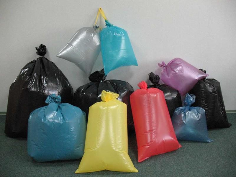 Мусорные пакеты, которые заботятся об окружающей среде
