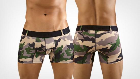 Инновационные модели мужского белья