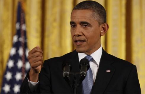 Обама уверяет, что никто не следит за миром