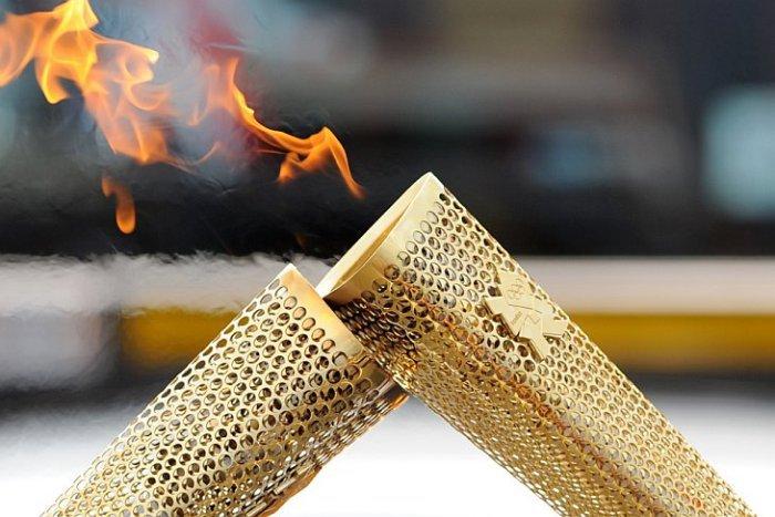 Олимпийский факел отправится в космос