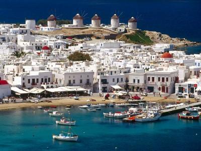 Остров Родос. Греция.