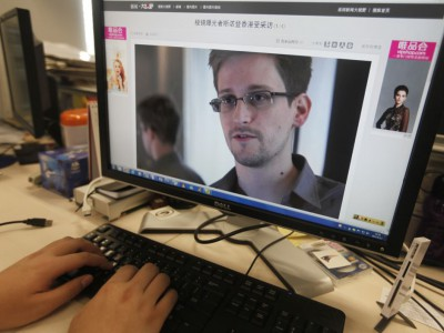Сценарий Сноудена: побег, арест, поиск