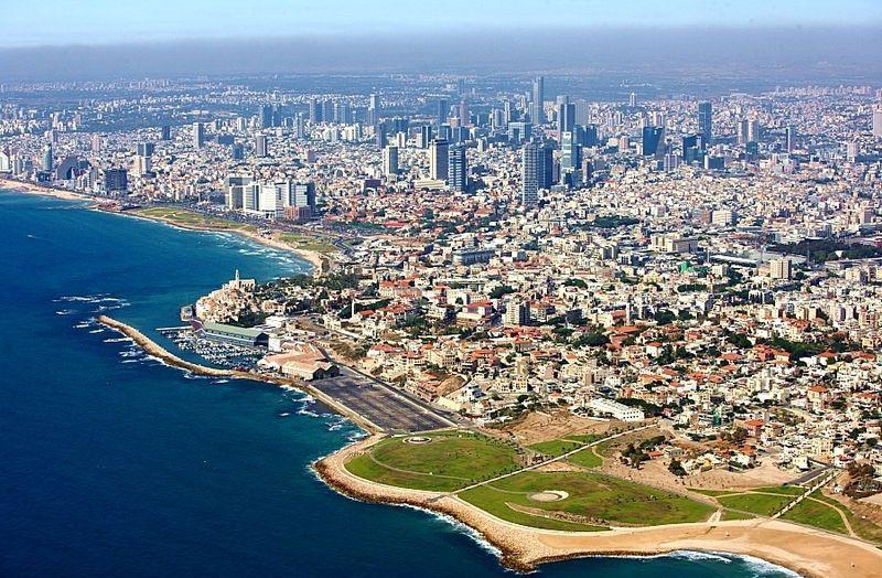 Тель-Авив — место для хорошего отдыха
