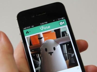 Видеосервис Vine теперь работает под Android