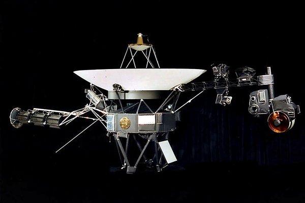 Voyager-1 на краю Солнечной системы