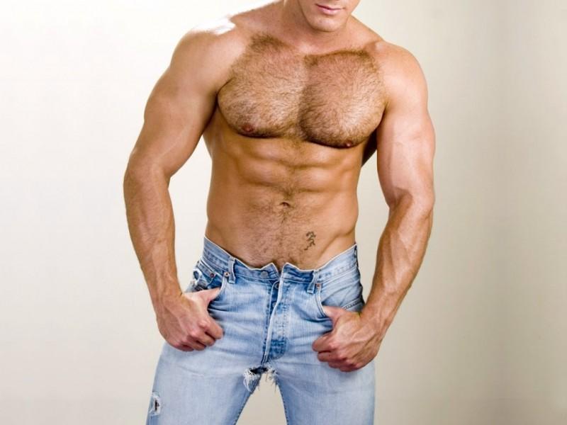 Волосатая грудь мужика фото 194-165