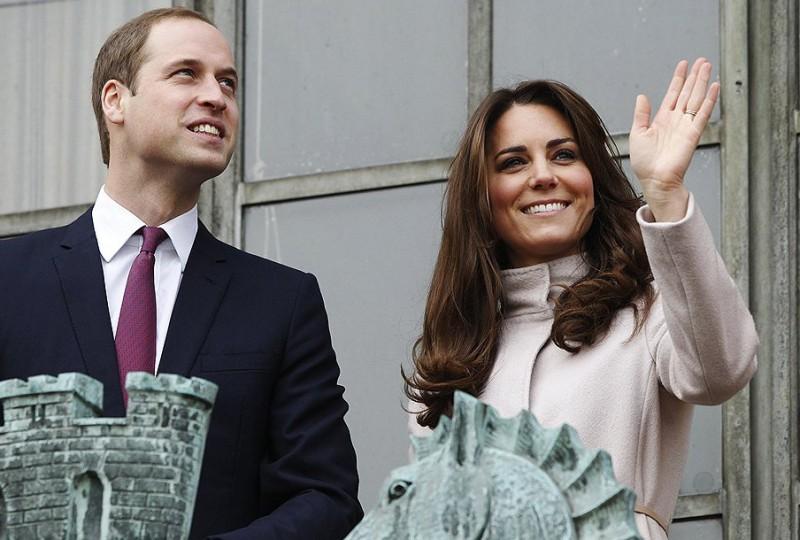 Уильям и Кейт не знают пол своего ребенка
