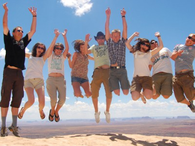 Молодежный туризм