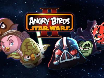 Продолжение Angry Birds Star Wars