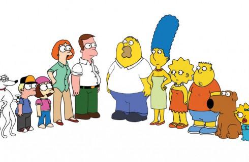Гриффины и Симпсоны подружатся в 2014 году